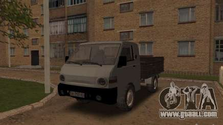 Hyundai Porter Board for GTA San Andreas