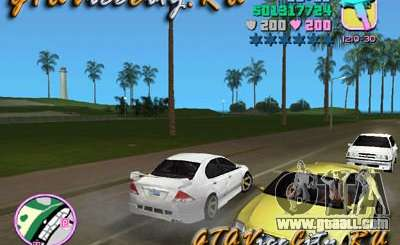 Ford TS50 v. 1.0 for GTA Vice City