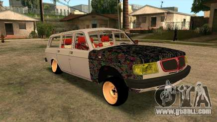 GAZ Volga 310221 for GTA San Andreas