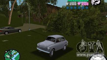 ZAZ 965 for GTA Vice City