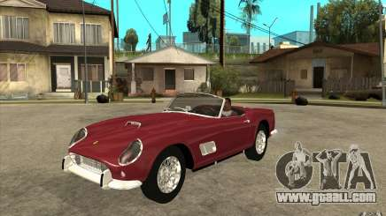 Ferrari 250 California 1957 for GTA San Andreas