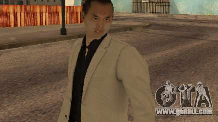 Red Dragon Clan Yakuza for GTA San Andreas