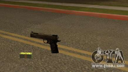 Pistol 9 mm for GTA San Andreas