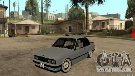 BMW E30 CebeL Tuning for GTA San Andreas