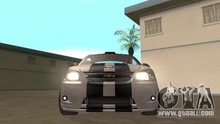 Chevrolet Cobalt Tuning for GTA San Andreas