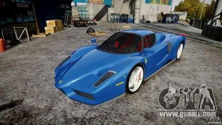 Ferrari Enzo for GTA 4