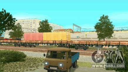 UAZ 3303 for GTA San Andreas