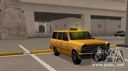 Perennial Cab for GTA San Andreas