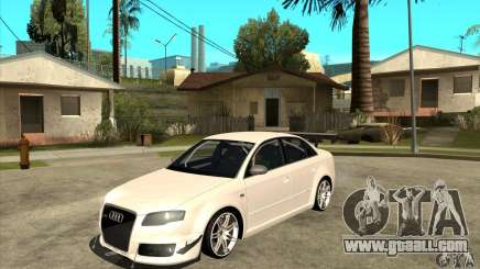 Audi RS4 2006 for GTA San Andreas