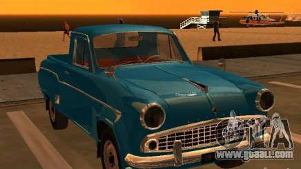 Moskvitch 407 Pickup for GTA San Andreas