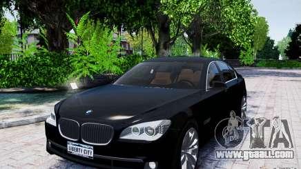 BMW 750Li for GTA 4