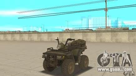 New Atv for GTA San Andreas