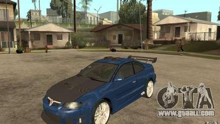 Vauxhall Monaro for GTA San Andreas
