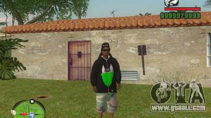 NEW Ryder for GTA San Andreas