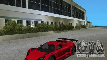 Gumpert Apollo Sport for GTA Vice City