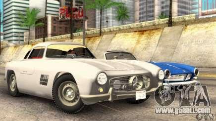Mercedes-Benz 300 SL for GTA San Andreas