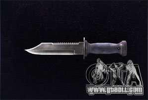 Gta San Andreas Knife Knife For Gta San Andreas