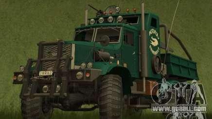 KrAZy Crocodile for GTA San Andreas