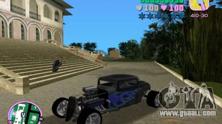 Ford Coupe Hotrod 34 for GTA Vice City