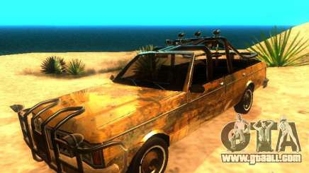 Regina War for GTA San Andreas