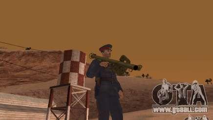 Panzerschreck for GTA San Andreas