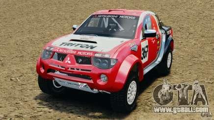 Mitsubishi L200 Triton for GTA 4