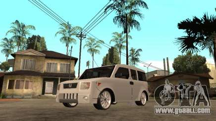 Honda Element for GTA San Andreas