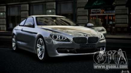 BMW 640i F12 for GTA 4