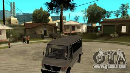 Mercedes-Benz 612D Vario for GTA San Andreas