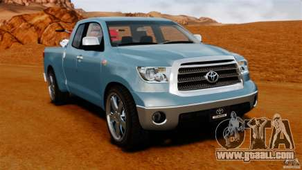 Toyota Tundra 2011 for GTA 4