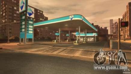Aral Tankstelle for GTA 4