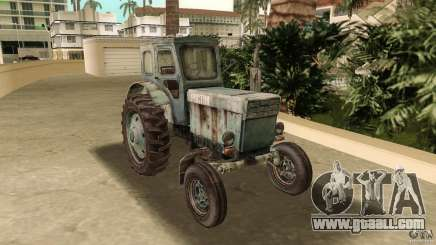 Tractor t-40 for GTA Vice City