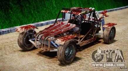 Buggy Avenger v1.2 for GTA 4