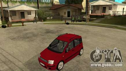 2004 Fiat Panda v.2 for GTA San Andreas