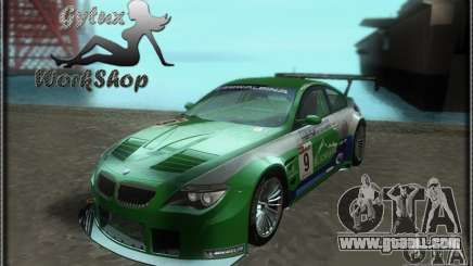 Alpina B6 GT3 for GTA San Andreas