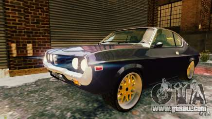 Mazda RX-4 for GTA 4