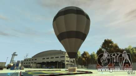 Balloon Tours option 5 for GTA 4