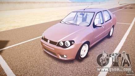 Fiat Albea Sole (Bug Fix) for GTA 4