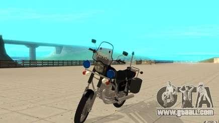 IZ Jupiter 5 DPS for GTA San Andreas