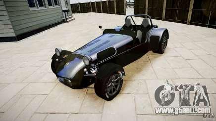 Caterham 7 Superlight R500 for GTA 4