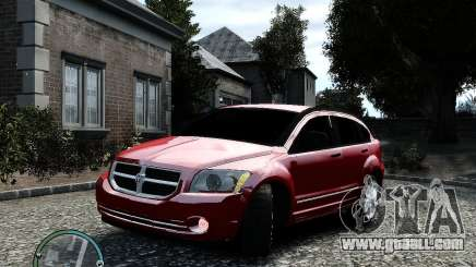 Dodge Caliber for GTA 4