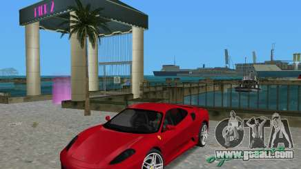 Ferrari F430 for GTA Vice City