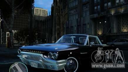 Ford ThunderBird 1964 for GTA 4