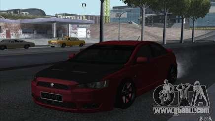 Proton Inspira Stance for GTA San Andreas