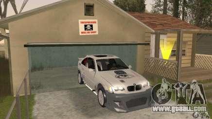 BMW M3 Hamman Street Race for GTA San Andreas