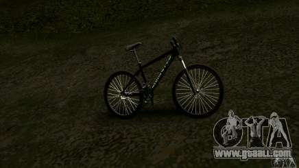 Bike with Monster Energy for GTA San Andreas