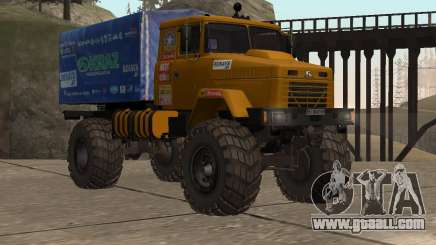 Kraz Monster for GTA San Andreas