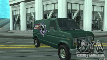 Ford E-150 Short Version v4 for GTA San Andreas