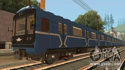 Tube type 81-717 for GTA San Andreas