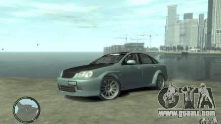 Chevrolet Lacetti Street Tune for GTA 4